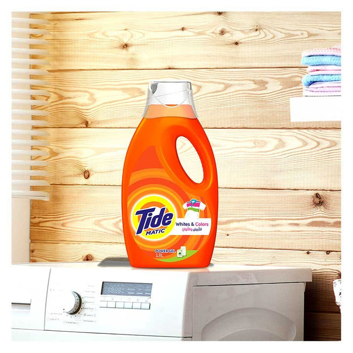 Tide Automatic Power Gel Original Scent 1.8L - Talabac