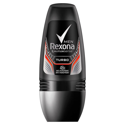 Rexona MEN MotionSense TURBO 48h ANTI-PERSPIRANT ROLL ON 50 ml - Talabac