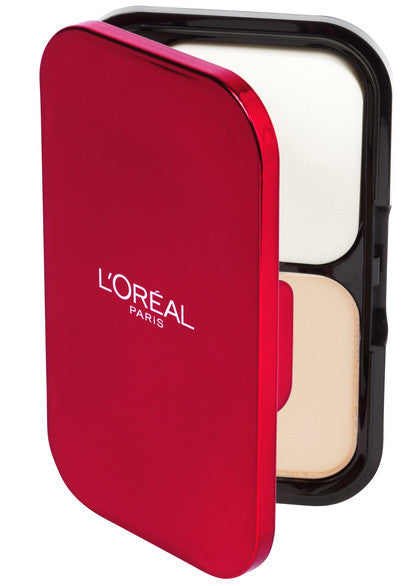 Loreal Infallible Compact Powder 123 Warm Vanilla (Made in France). - Talabac