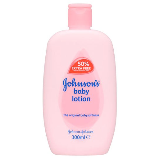 Johnson's Baby Lotion 300ml (Made in Britain). - Talabac
