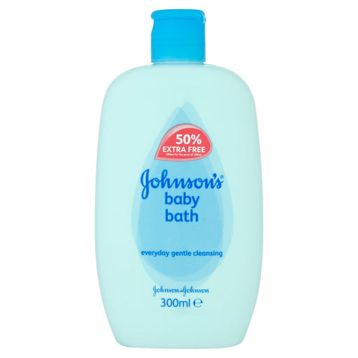 Johnson's Baby Bath 300ml (Made in Britain). - Talabac