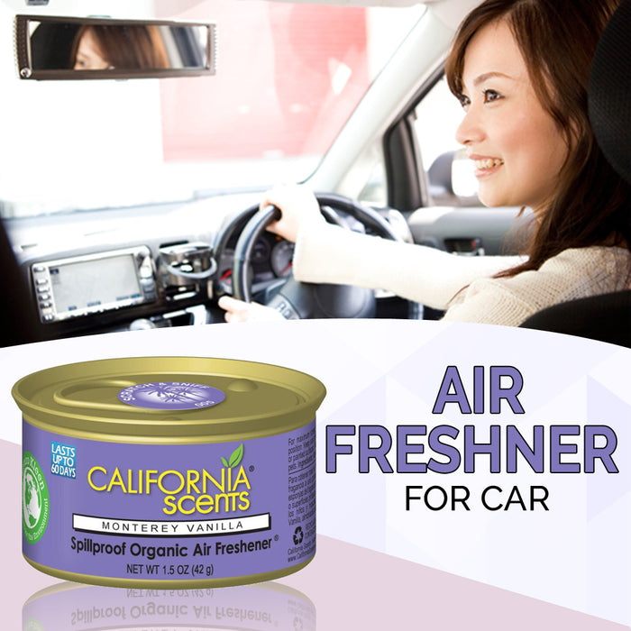 California Scent Car Freshener - Balboa Bubblegum