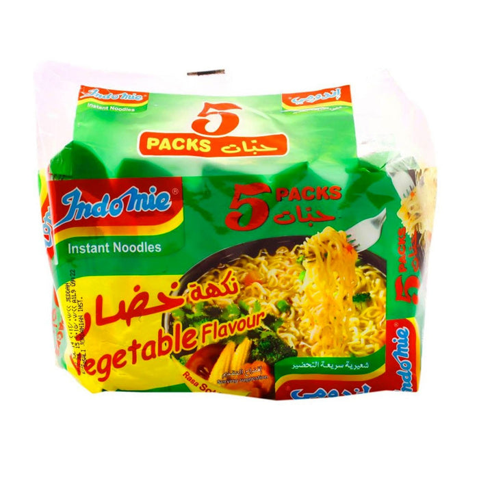 Indomie Instant Noodles Vegetable Flavor - Talabac
