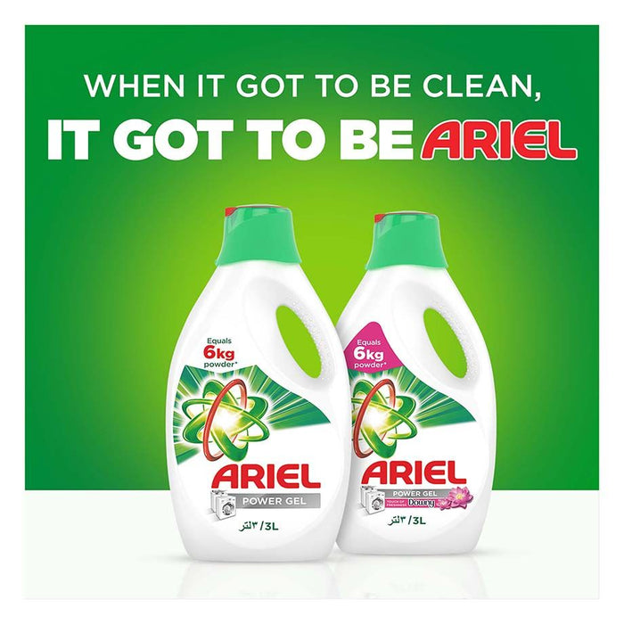 Ariel Automatic Power Gel Laundry Detergent Touch Of Freshness Downy 2L - Talabac