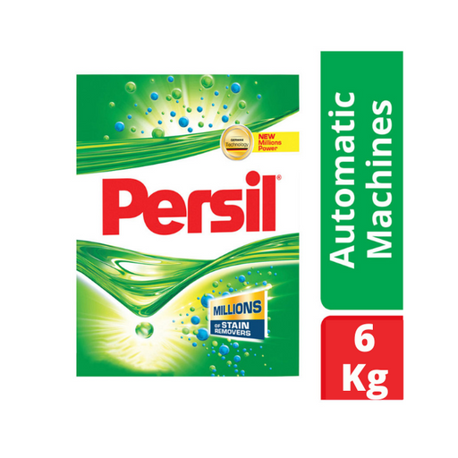 Persil Stain Remover Laundry Detergent Powder 6 kg