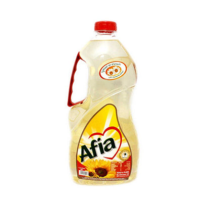 Afia Sunflower Oil - 1.8 L - Talabac