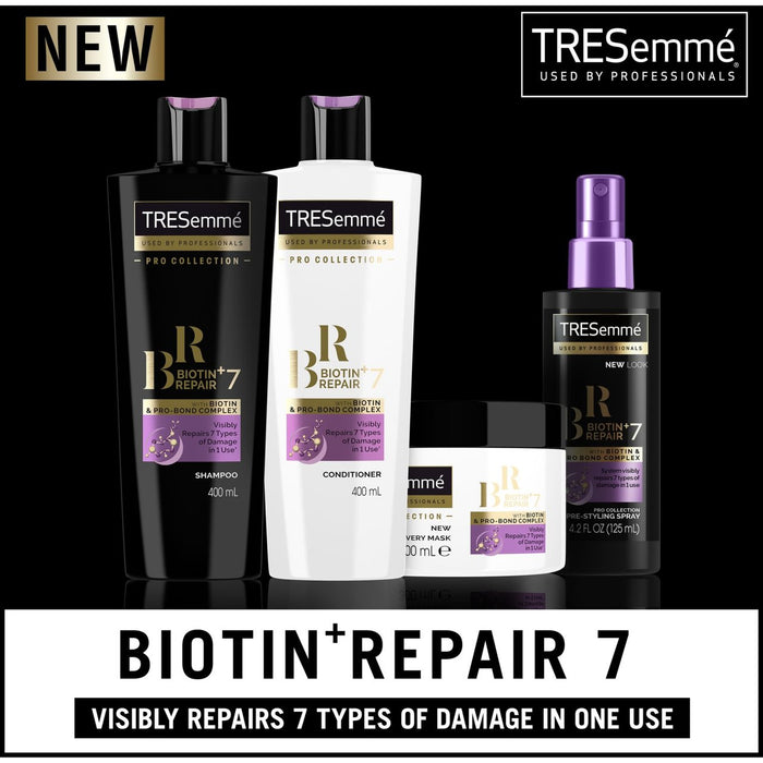 TRESemme Pro Collection Biotin+ Repair 7 Shampoo 700ml - Talabac