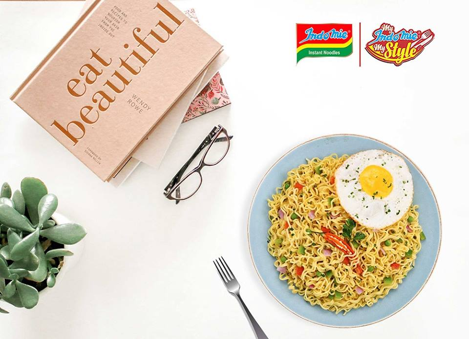 Indomie Instant Noodles Chicken Curry - Talabac