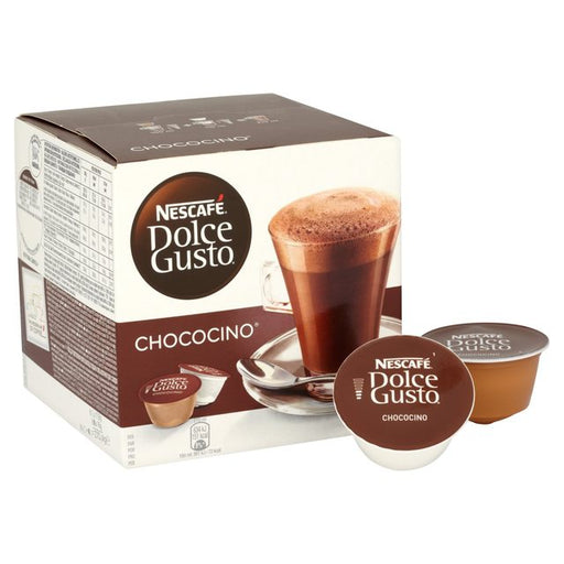 Nescafe Dolce Gusto Chococino Pods 16 per pack