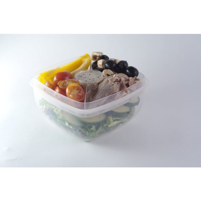 Sistema Salad To Go 1.1L Blue - Talabac