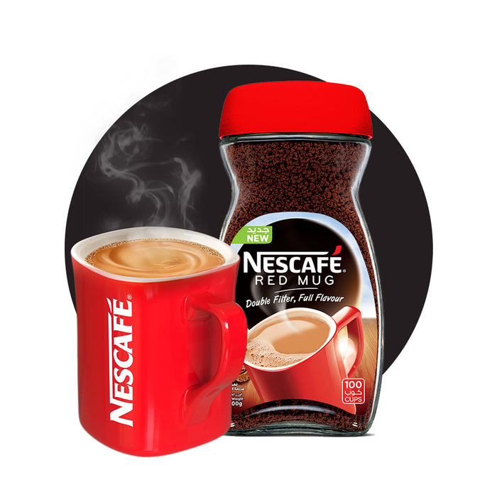 Nescafe Red Mug Instant Coffee, 200g - Talabac