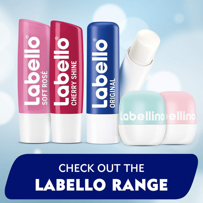 NIVEA, LABELLO, Lip Care, Pearly Shine, Stick, 4.8g - Talabac