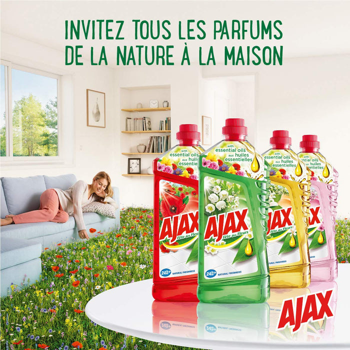 Ajax Natural Freshness 1 L - Talabac