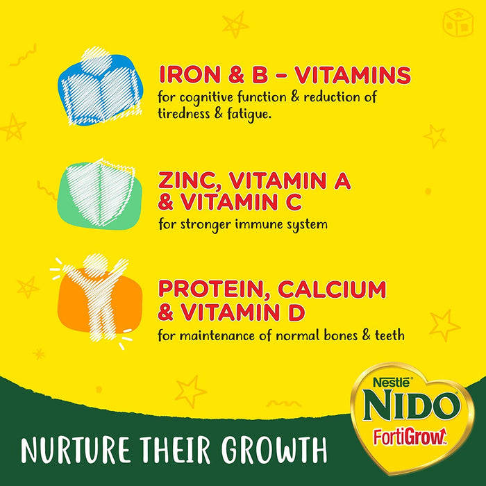 Nestle NIDO FORTIFIED Milk Powder 2250g - Talabac