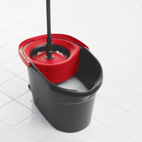 Vileda Easy Wring Spin Mop & Bucket System - Talabac