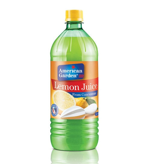 American Garden LEMON JUICE - 946 ml