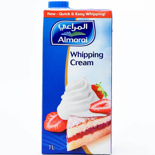 Al Marai Whipping Cream 1 ltr