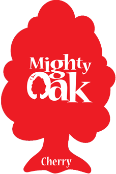 Mighty Oak car freshener - Cherry - Talabac