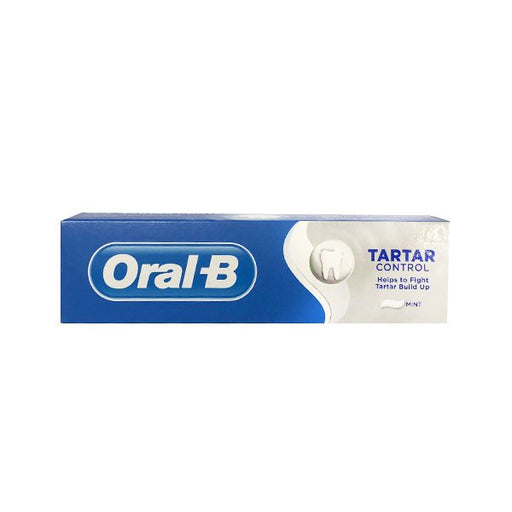 Oral B Tartar Control Toothpaste 100ml (Made in Germany). - Talabac