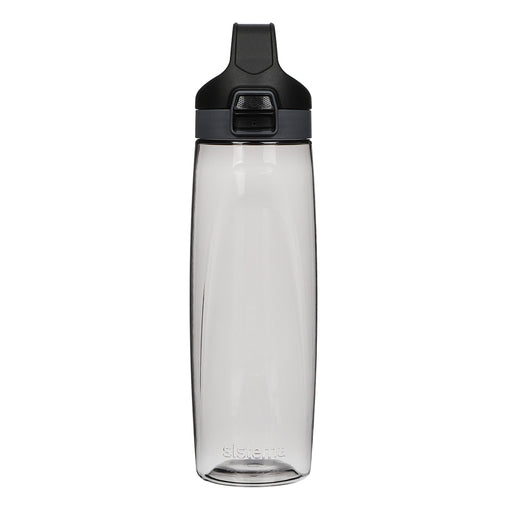 Sistema 900ml Tritan Adventum Bottle Black, Plastic, 900 ml - Talabac