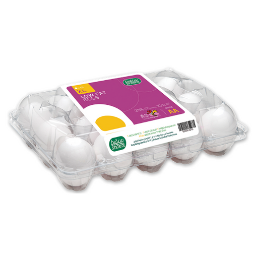 Sinokrot Large - Low Fat Eggs 15 per pack