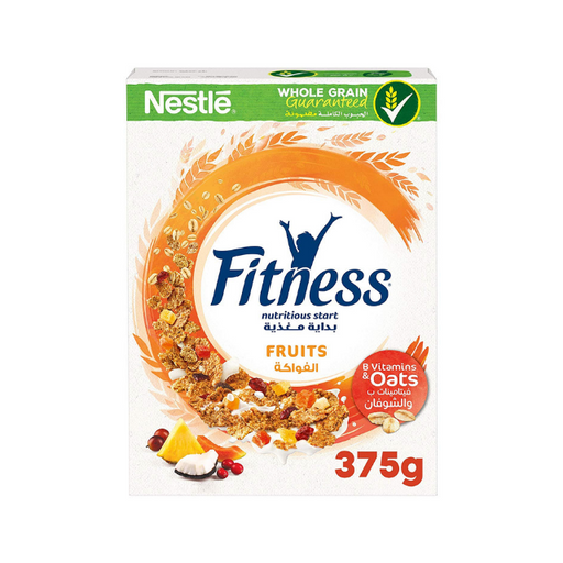 Nestle Fitness Fruits Breakfast Cereal - 355 gm