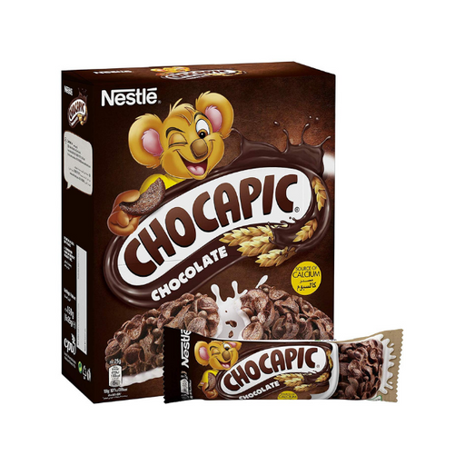 Nestle Chocapic Chocolate Breakfast Cereal Bar 25g (6 Bars)