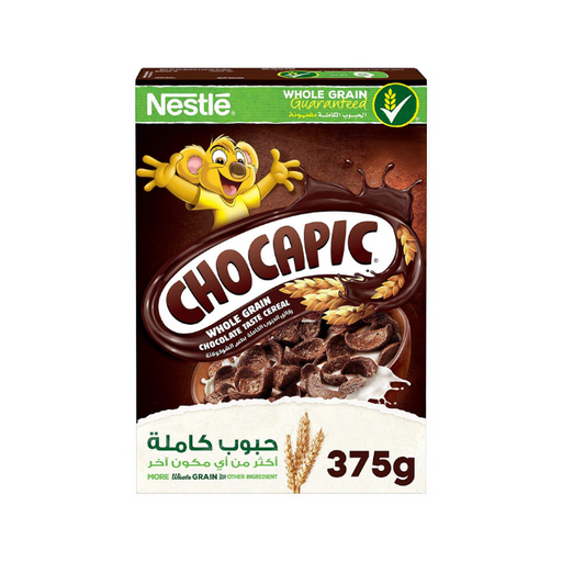Nestle Chocapic Chocolate Breakfast Cereal 375g - Talabac