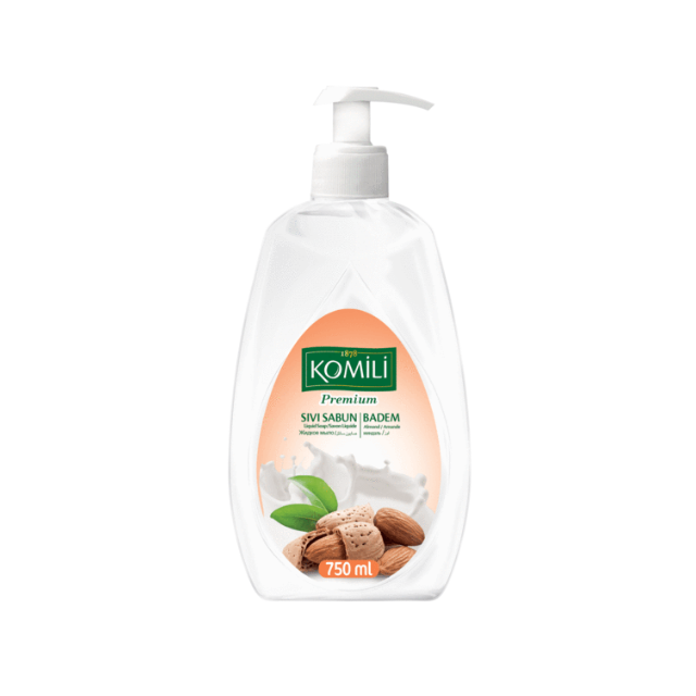 Komili Hand-wash Almond milk 750 ml - Talabac