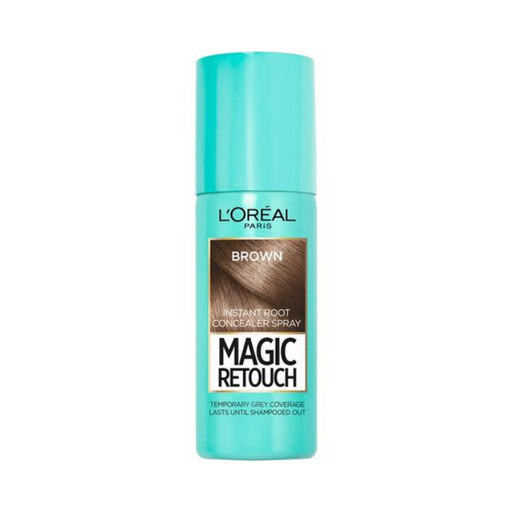 LOreal Paris Magic Retouch Instant Root Concealer, Brown 75 ml - Talabac