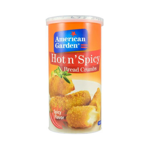 American Garden  Hot and Spicy BREAD CRUMBS - 425 g