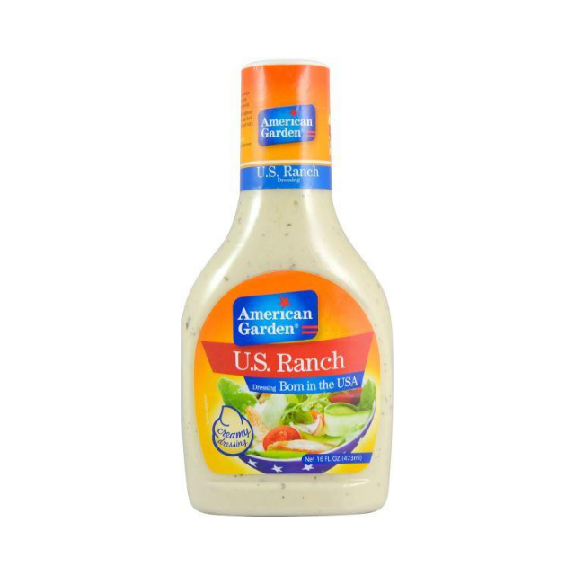 American Garden RANCH DRESSING - 473 ml - Talabac