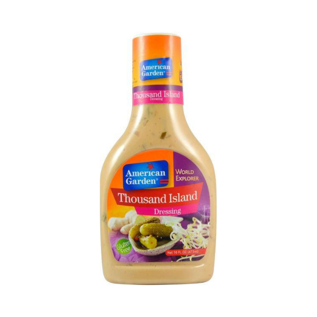 American Garden THOUSAND ISLAND DRESSING - 473 ml - Talabac