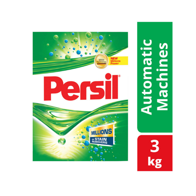 Persil Stain Remover Laundry Detergent Powder 3 kg