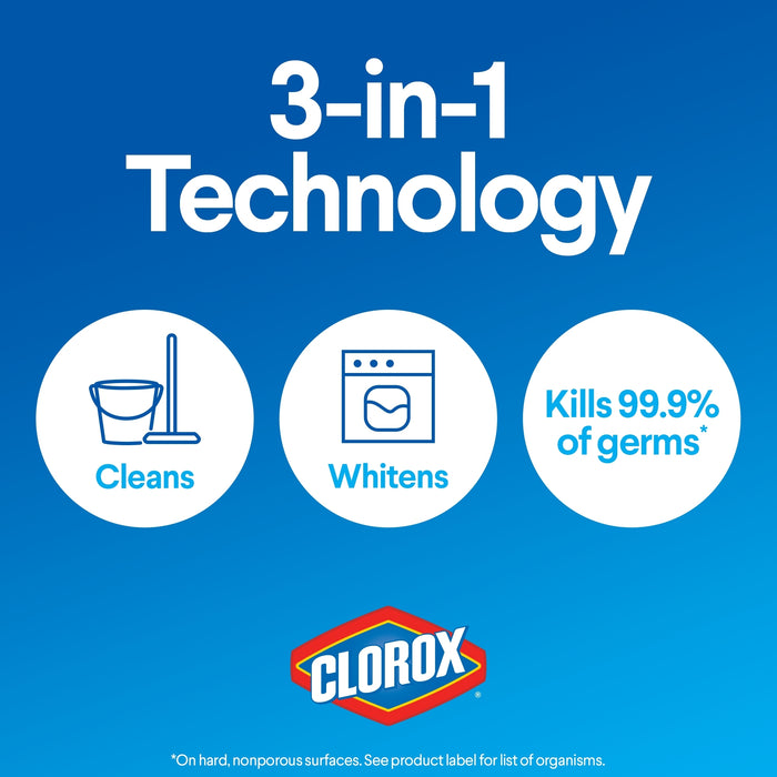 Clorox Original Bleach 960ml - Talabac