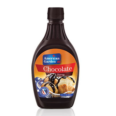 American Garden CHOCOLATE SYRUP - 680 ml