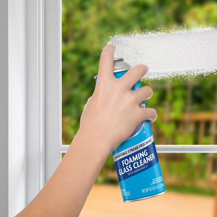 Cetris Foaming Glass Cleaner 539g - Talabac