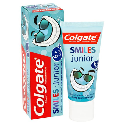 Colgate Smiles Junior 6+ years Toothpaste 50ml - Talabac