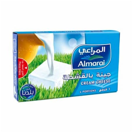 Al Marai Cheese Square Portions 6 pcs. 108 g.