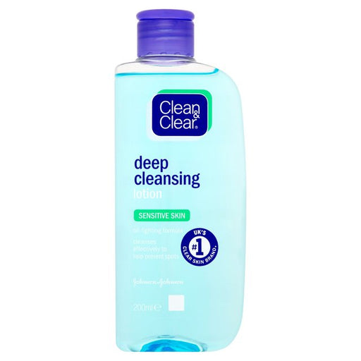 Clean & Clear Cleansing Lotion 200ml