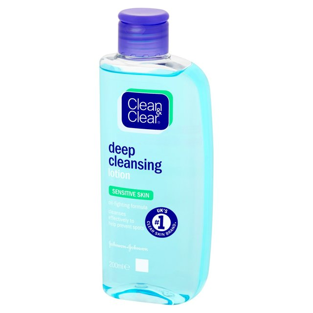 Clean & Clear Cleansing Lotion 200ml - Talabac