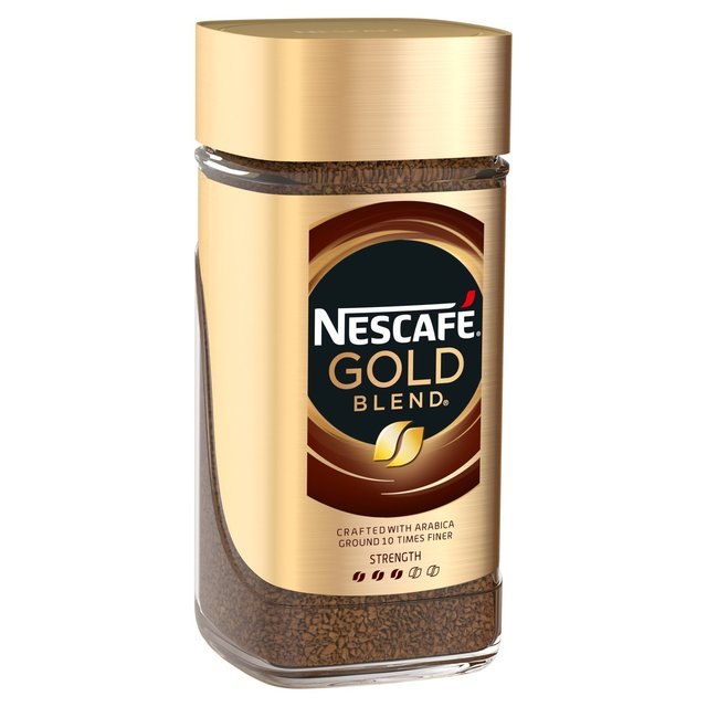 Nescafe Gold Blend Instant Coffee 200g - Talabac