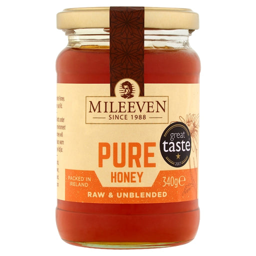 Mileeven Pure Honey  - 340 Gms
