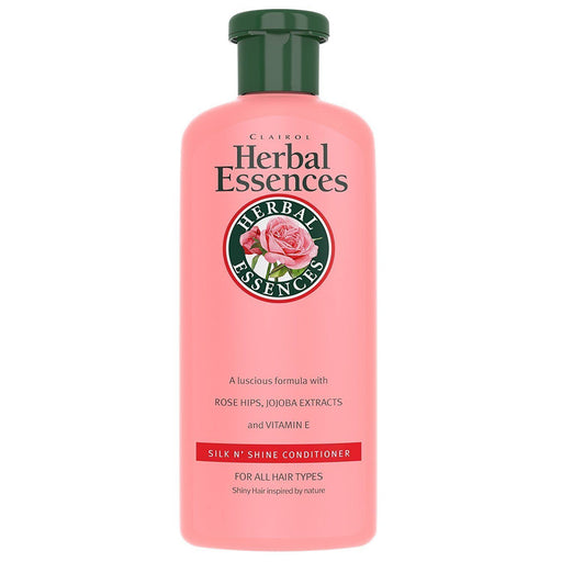 Herbal Essences Conditioner  (400 ml) (Made in Britain).