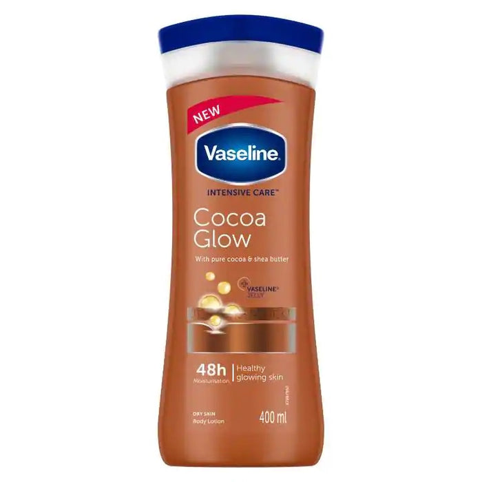 Vaseline Intensive Care Cocoa Glow 400ml
