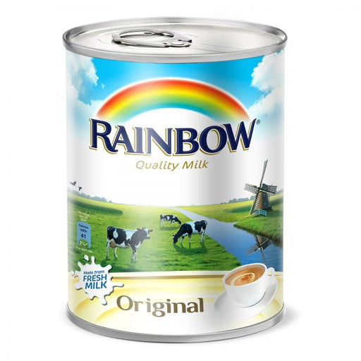Rainbow Quality milk original 410g - Talabac