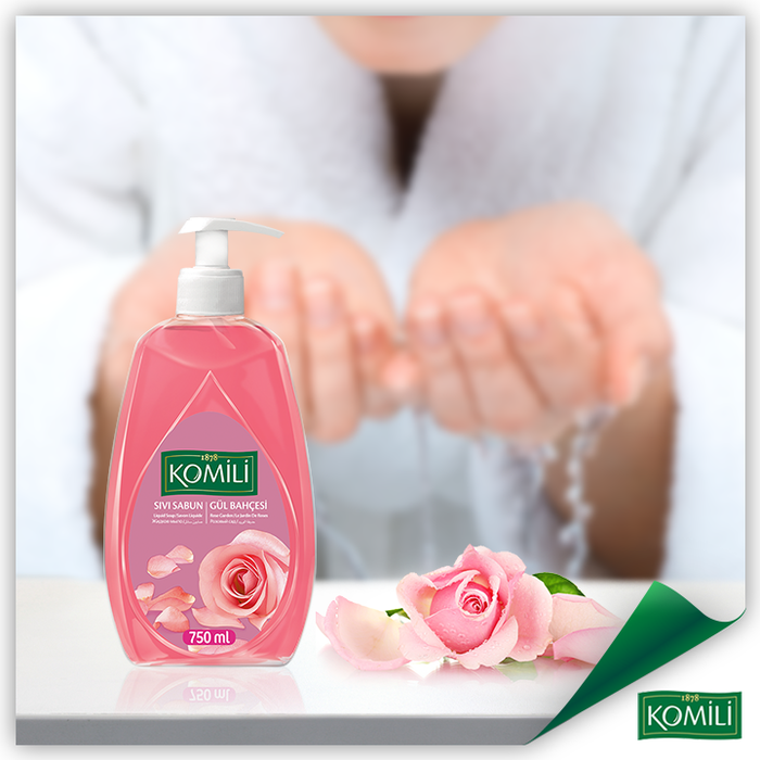 Komili - Offer - Hand-wash X 3 Piece 750 ml (Made in Turkey). - Talabac