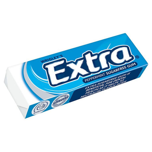 Extra gum Peppermint - 10 per pack