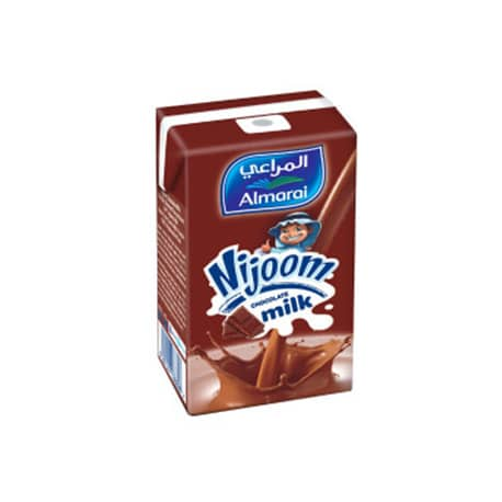 Almarai Nijoom Chocolate Flavoured Milk X 6 - Talabac