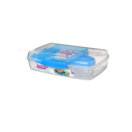 Sistema Bento Box To Go, Blue 1.76L - Talabac